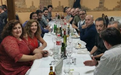 Grupo Enea celebra su cena de Navidad